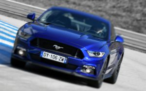 Stage de pilotage Ford Mustang